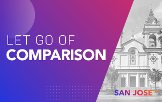 Let Go of Comparison: Lessons in Embracing Your Here and Now